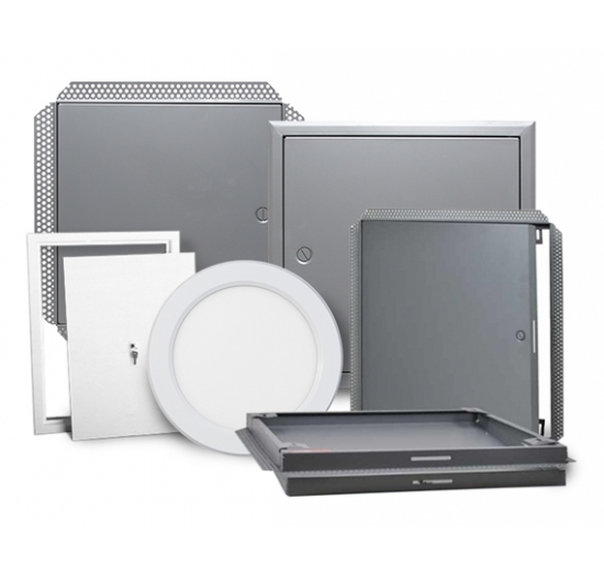 Access Panels & Man Hole Frames