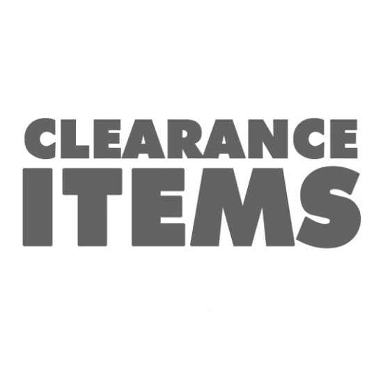 Clearance Items